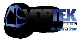 Vortek Construction Logo